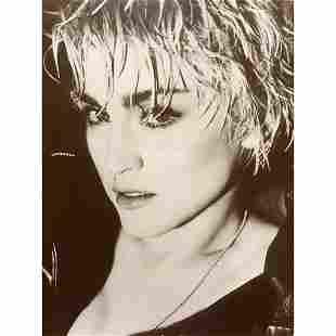 Vintage Madonna Photo Print