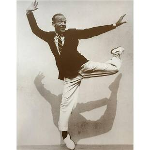 Fred Astaire Photo Print