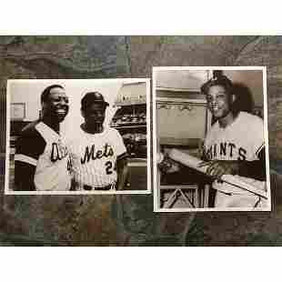African American Baseball Photo Prints, Hank Aaron,