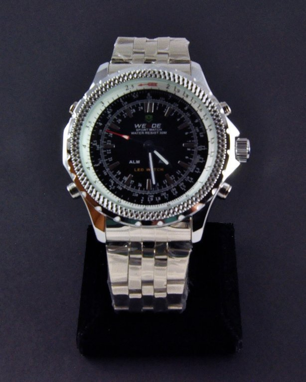 Luxury Men's Quartz Diving Watch