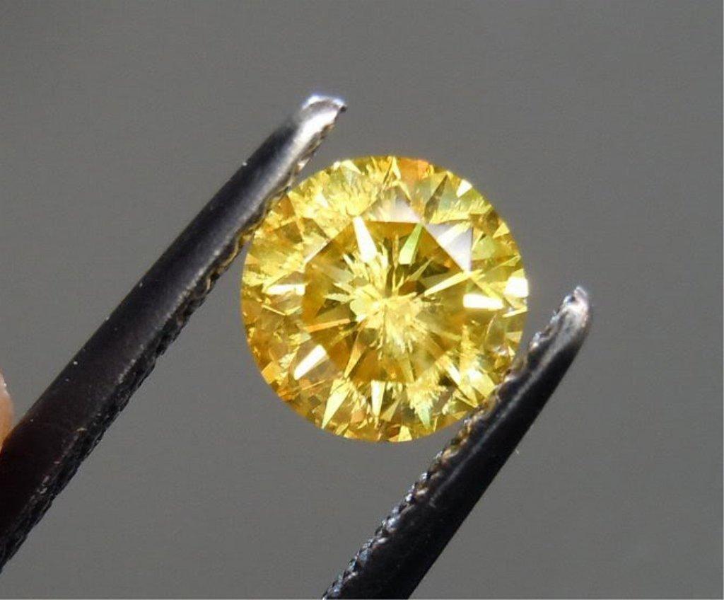 Bianco 2 Carat Round Brilliant Diamond