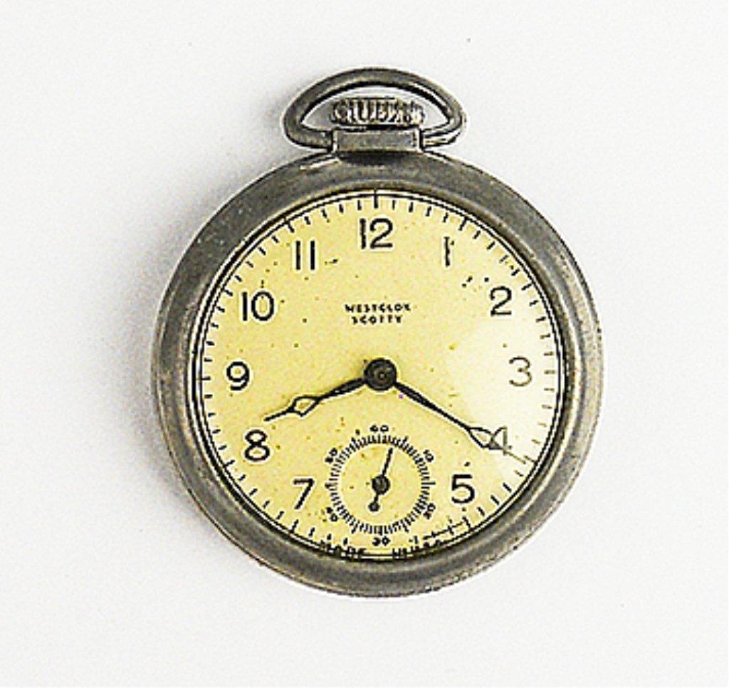 Men's Westclox Scotty Pocket Watch