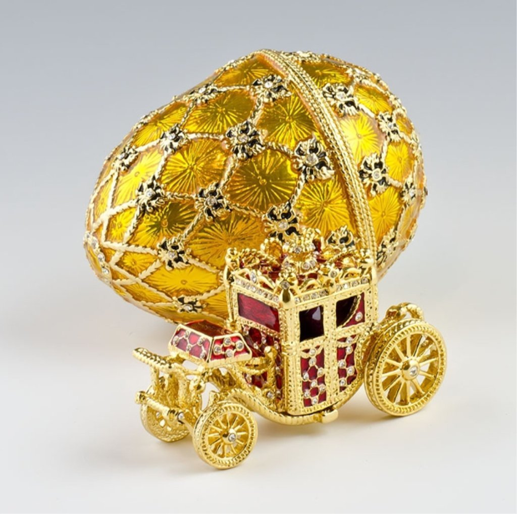 Coronation Faberge Egg
