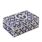 Cross Faberge Jewelry Box