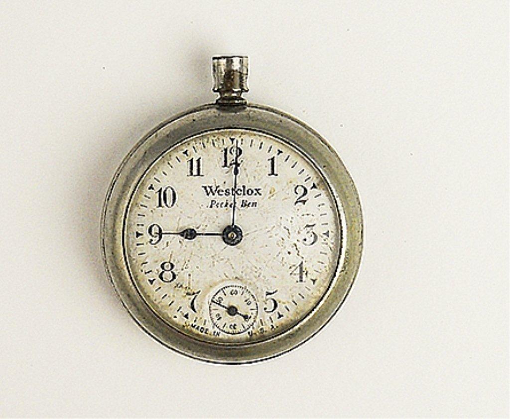 Men's Westclox Pocket Ben Pocket Watch