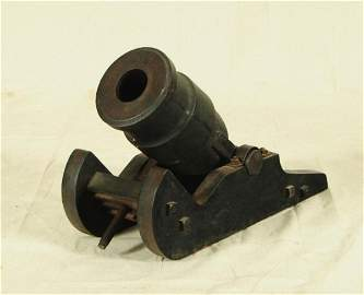 Field Mortar Marked ABR & Co Vicksburg Miss