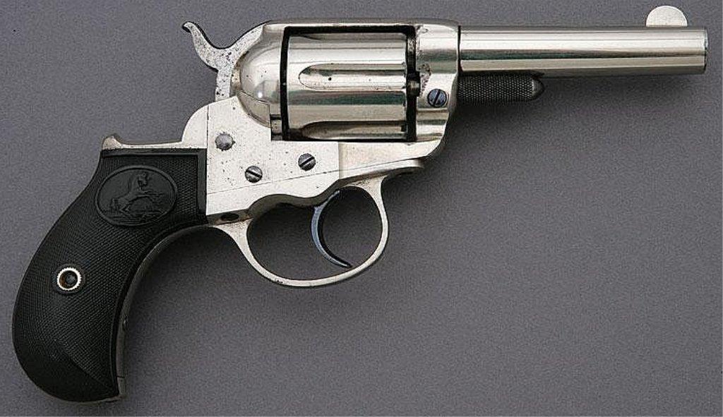 Colt Model 1877 Lightning Revolver