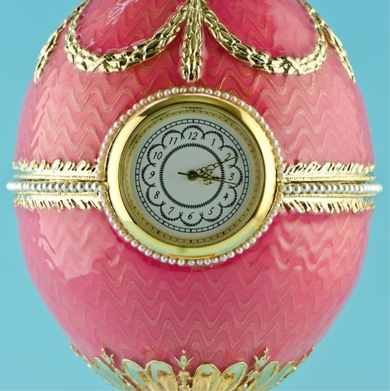 The Rothschild Egg Faberge Inspired