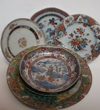 A Cantonese plate Collection