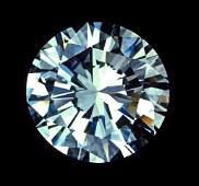 Bianco 3 Carat Round Brilliant Cut Diamond
