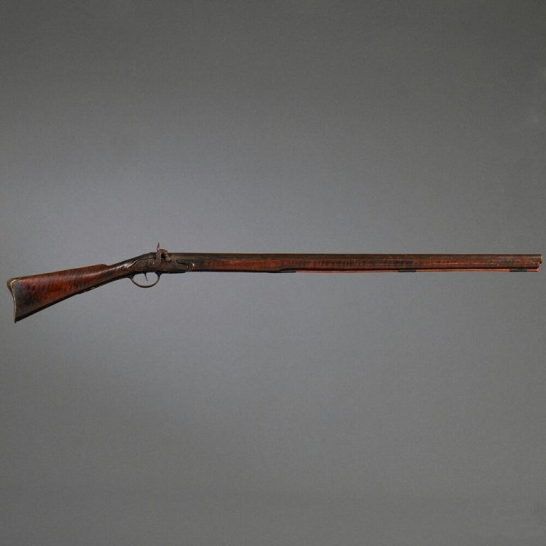 American Musket Walnut Stock