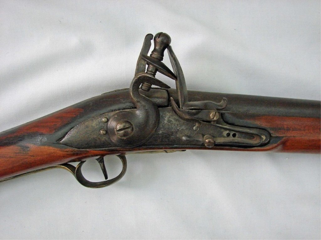 18th Century Flintlock after Brown Bess