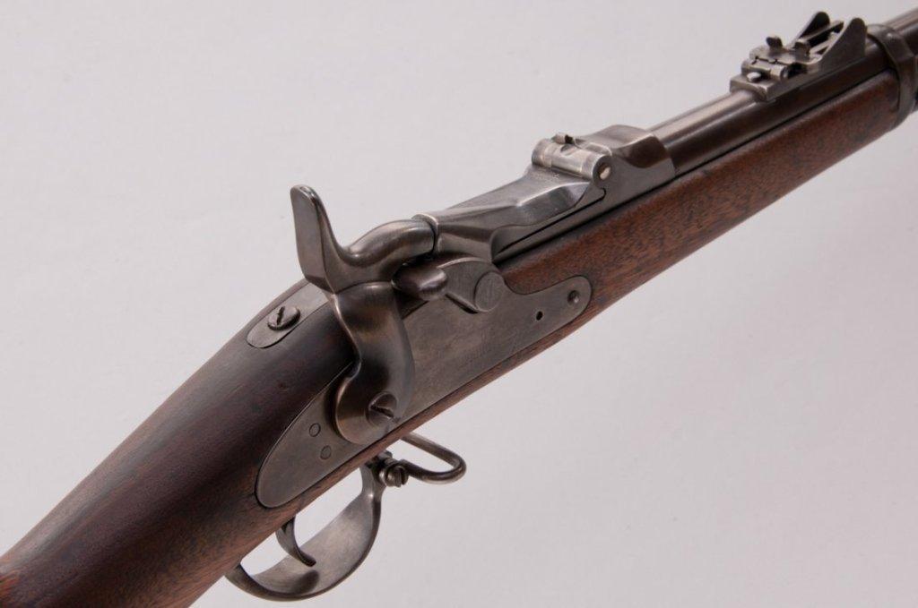 Springfield 1873 Trapdoor Rifle