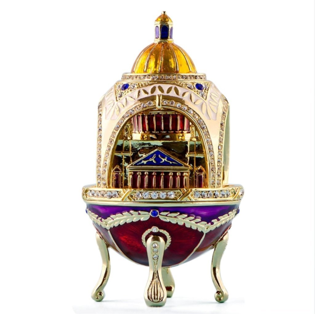 Capitol Faberge Inspired Egg