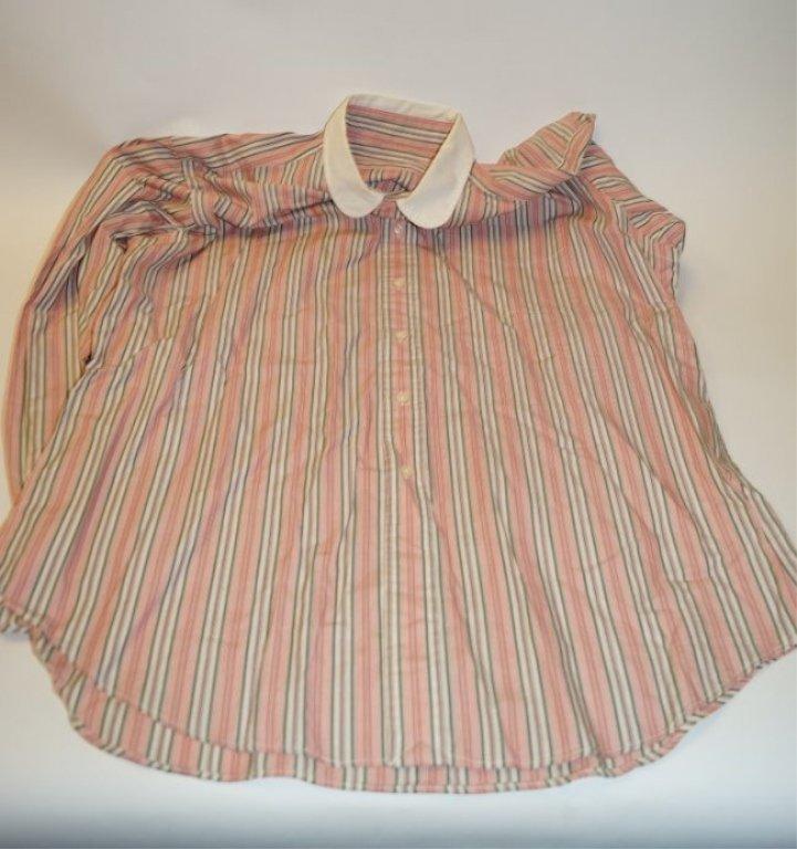Original 1890 Gentleman's Formal Stripped Shirt