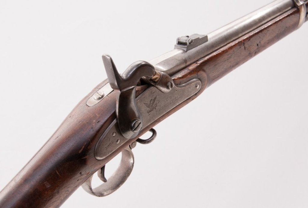U.S. Springfield Model 1861 Musket