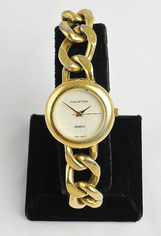 Women's Halston Quartz Fashion Watch