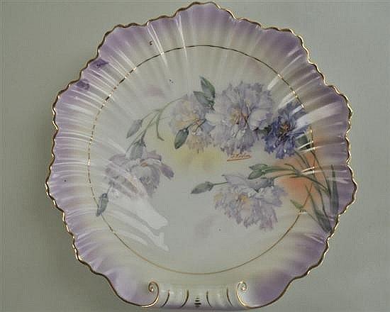 Royal Rudolstadt Prussian Bowl