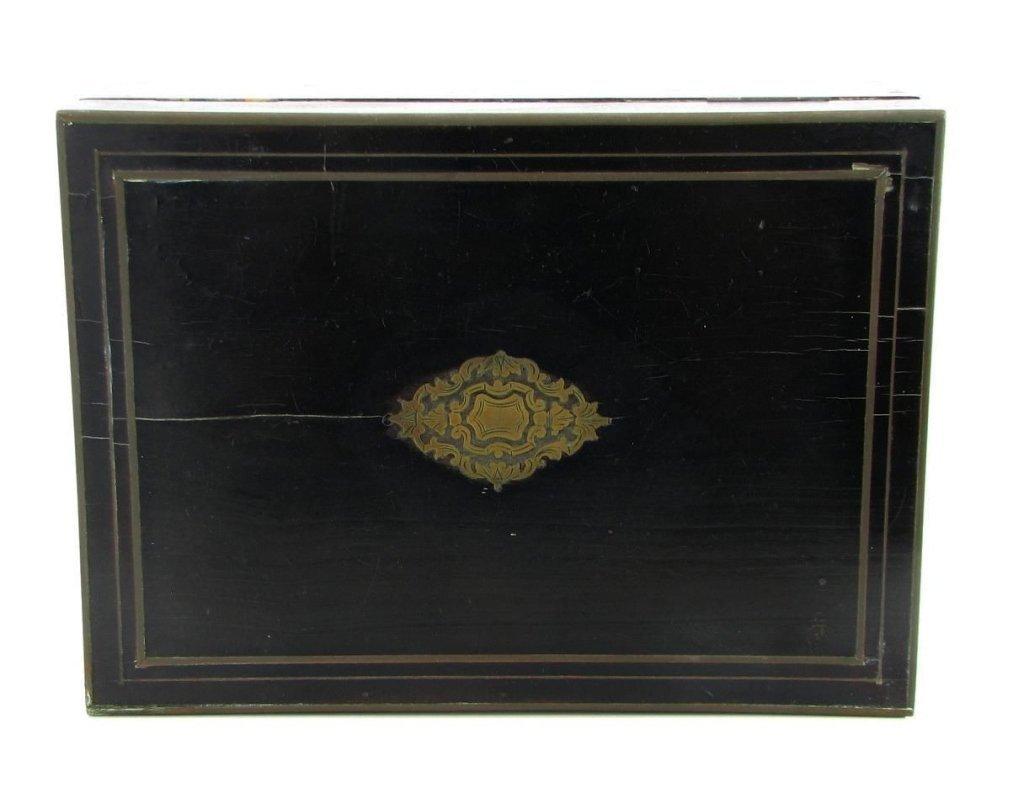 Victorian Ladies Dresser Box Writing Desk