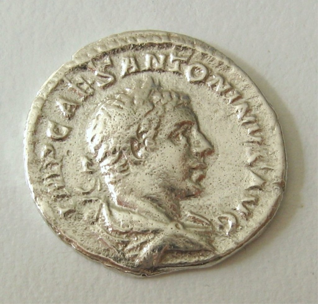 Sterling Silver Replica Roman Coin
