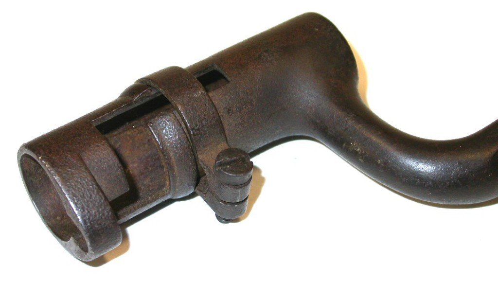 US Civil War era Springfield Musket Bayonet