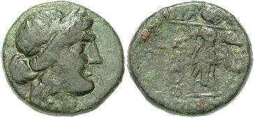 Ancient Greek Thessalian League Coin