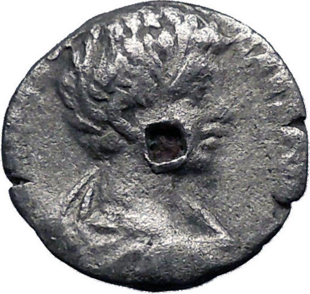 A Roman Geta Coin,  Circa 198-209 A.D.