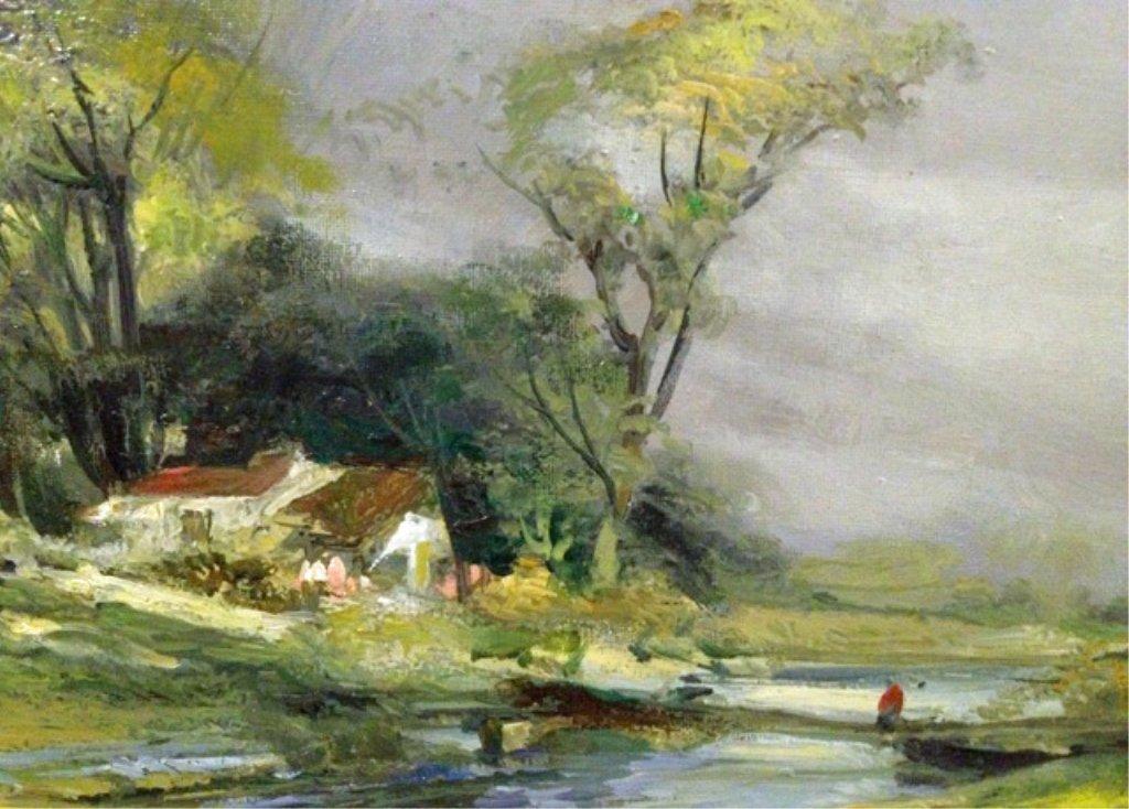 John Fogel pastoral scene.