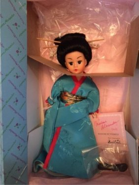 Madame Alexander Doll, Madame Butterfly