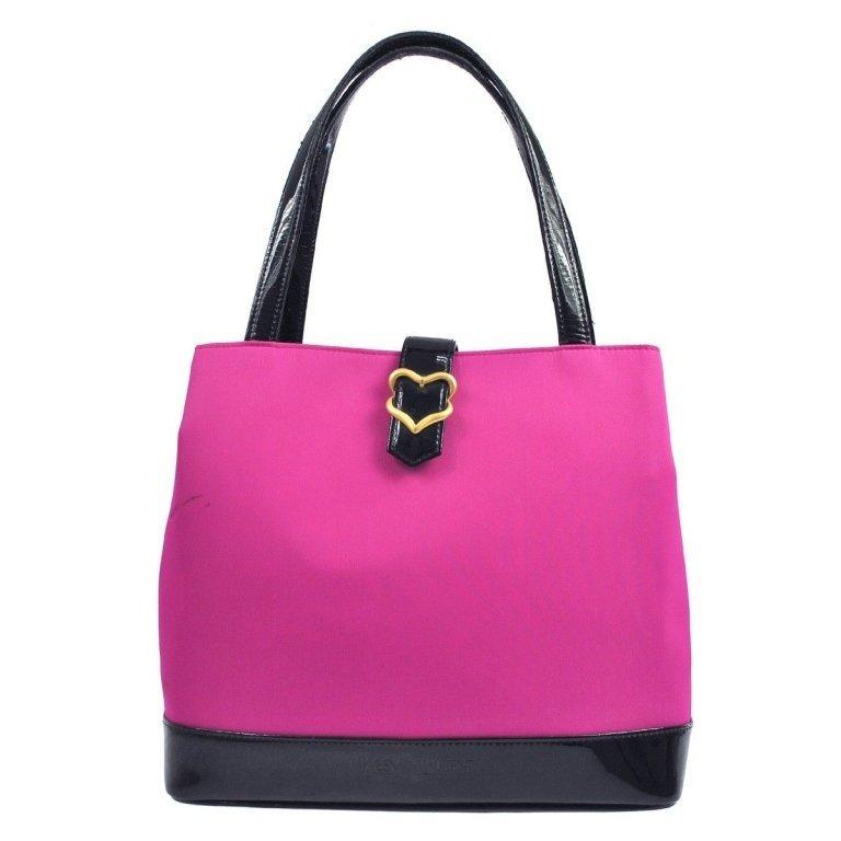 Authentic Vintage Yves Saint Laurent Tote Bag