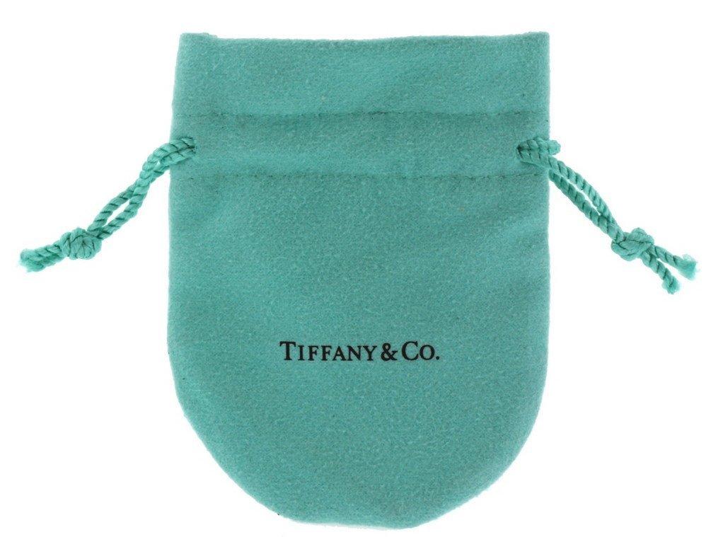 Tiffany & Co 18kt Gold & Sterling Cross Pendant - 4