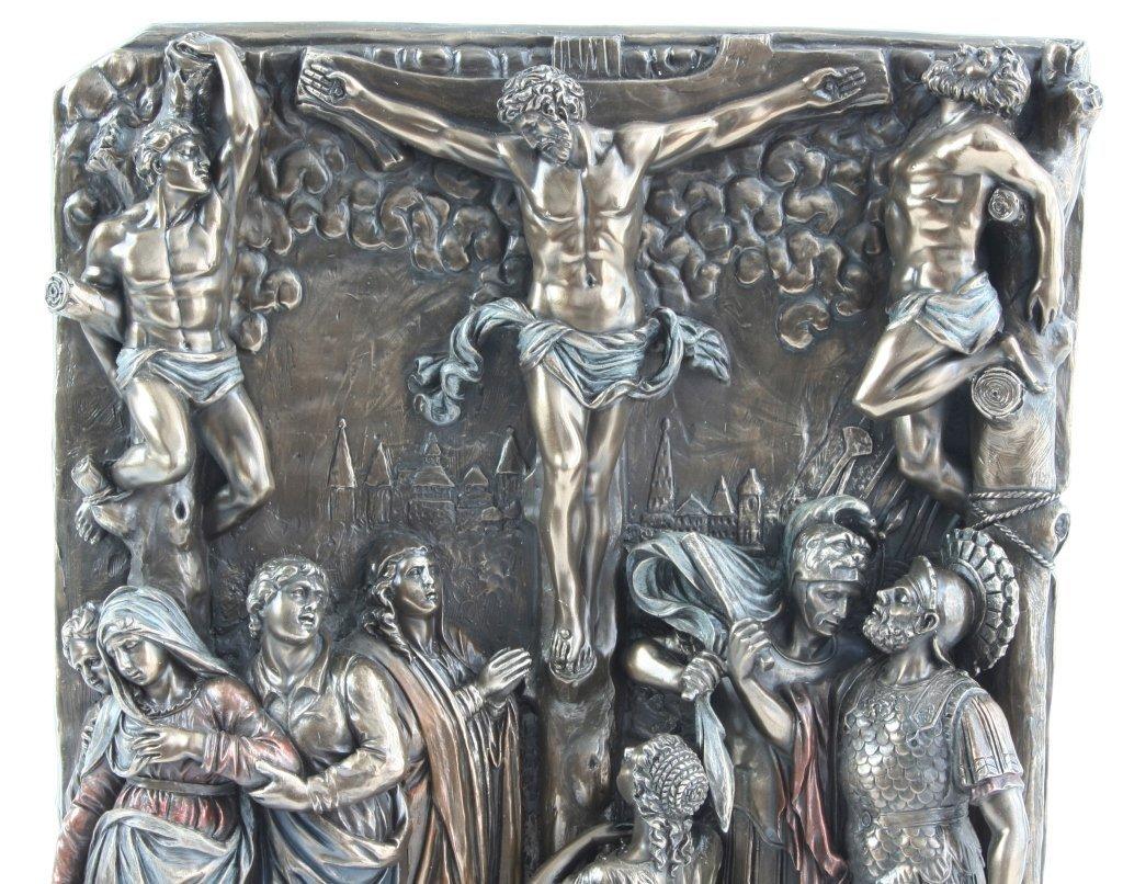 Crucifixion of Jesus Christ at Mount Calvary - 2