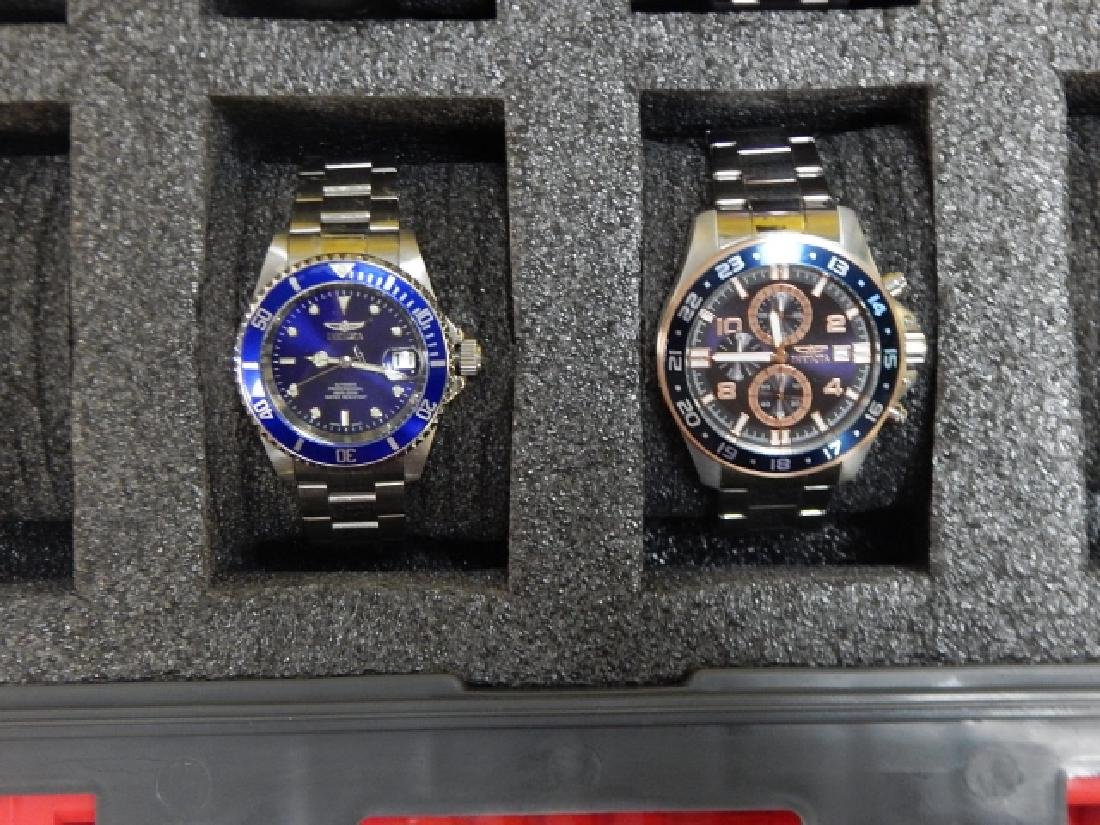 INVICTA WATCH COLLECTION - 2