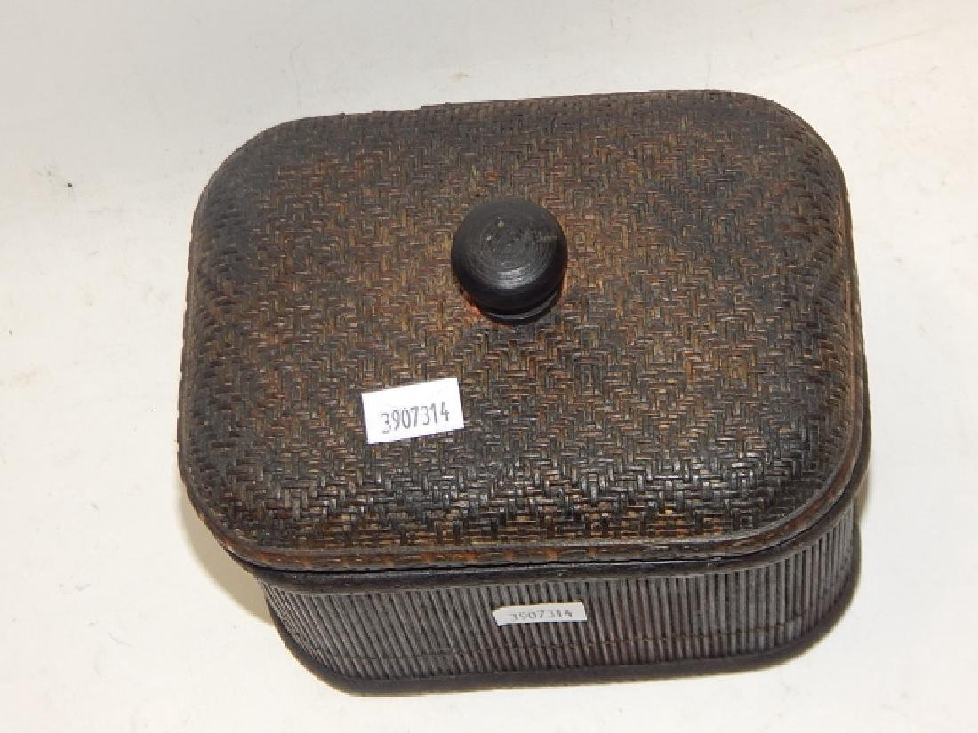 TEA BOX - 5
