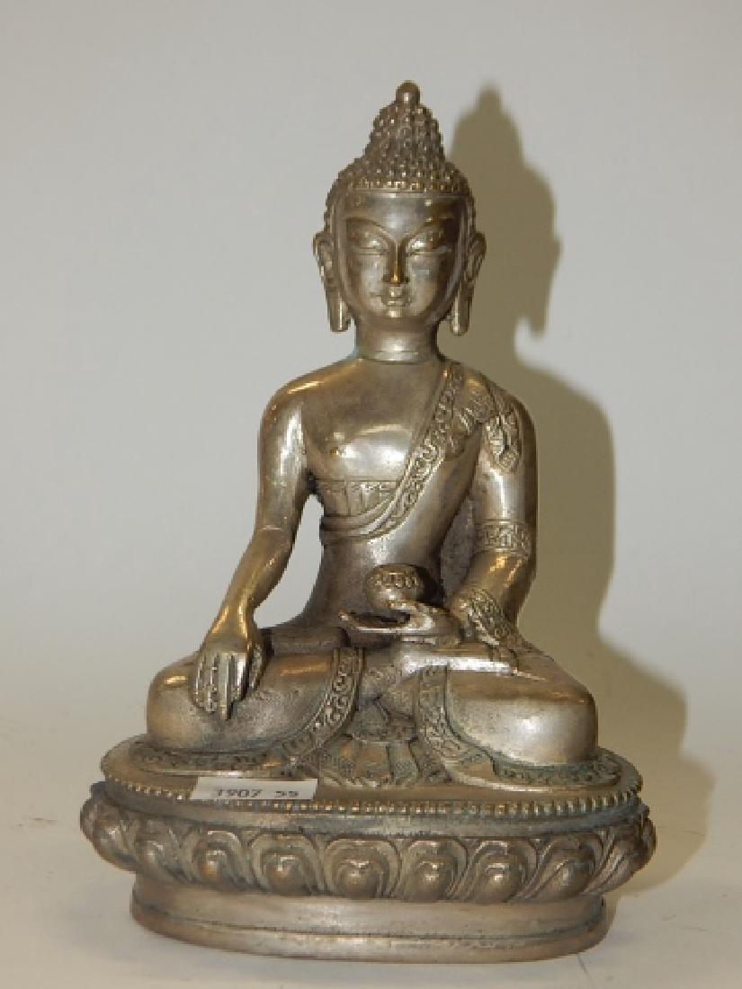TIBETAN BUDDHISM SHAKYAMUNI BUDDHA STATUE