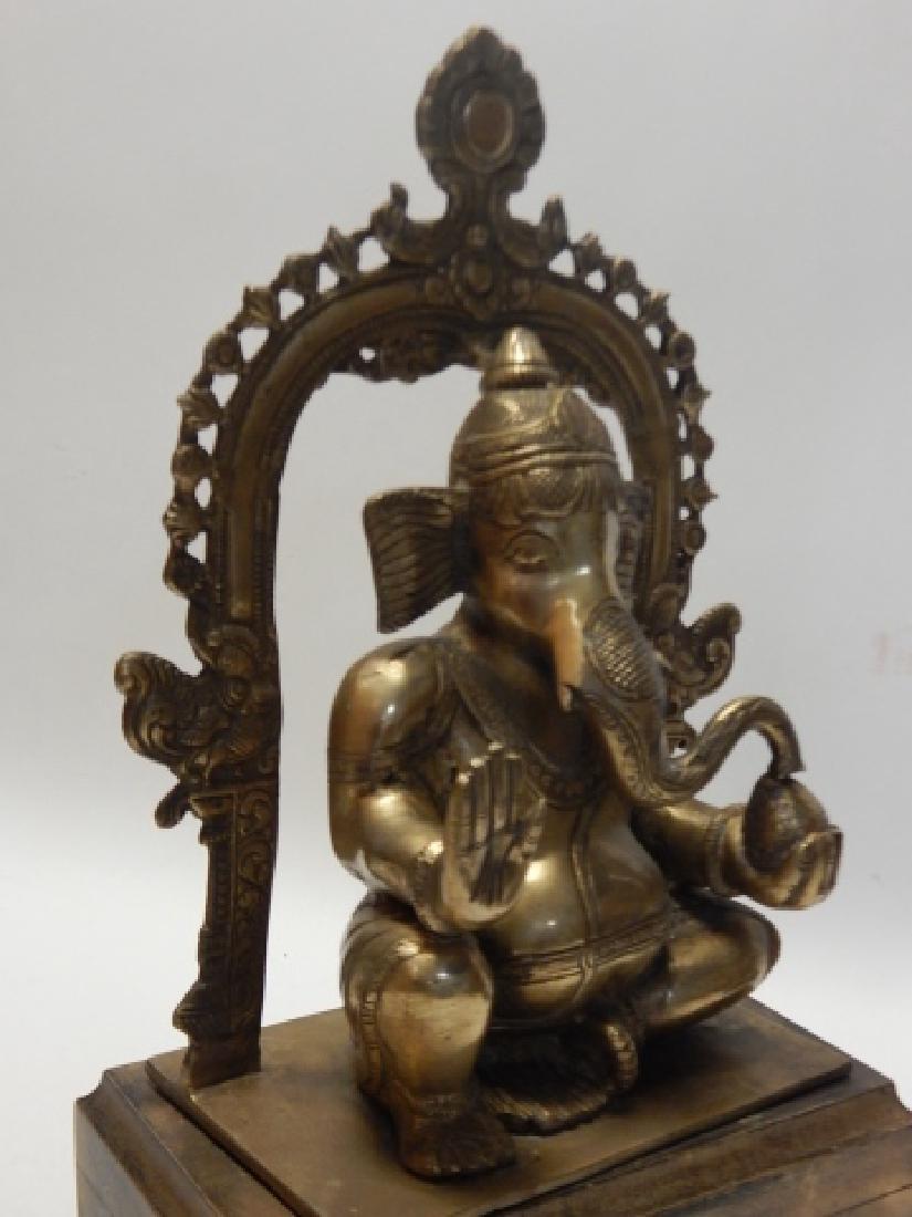 """GOD OF WEALTH"" BUDDHIST GANAPATI ELEPHANT - 4"