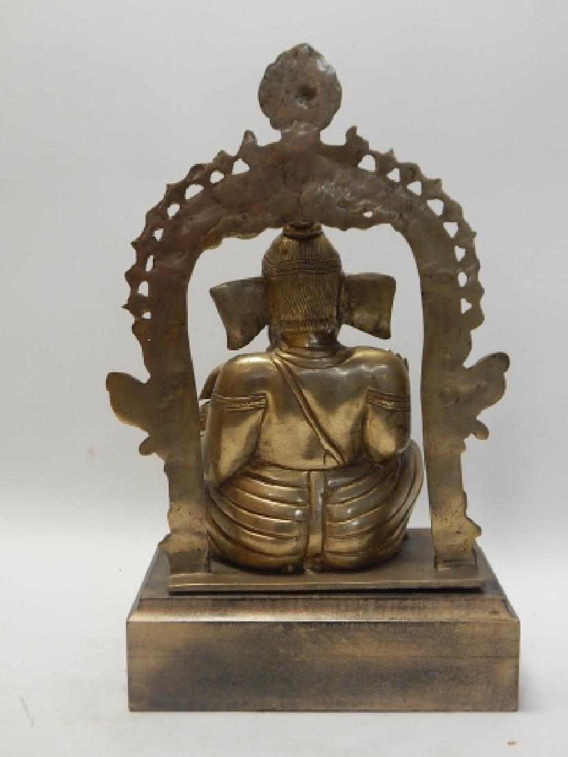 """GOD OF WEALTH"" BUDDHIST GANAPATI ELEPHANT - 5"