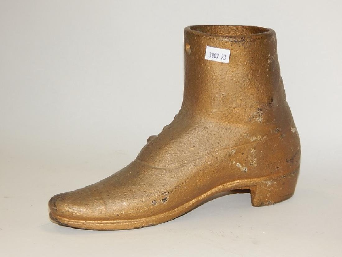 IRON MANNEQUIN FOOT - 2