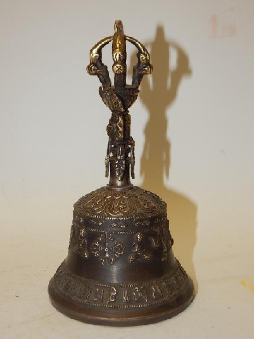 SCEPTER AND BELL WITH CARRYING CASE - 4