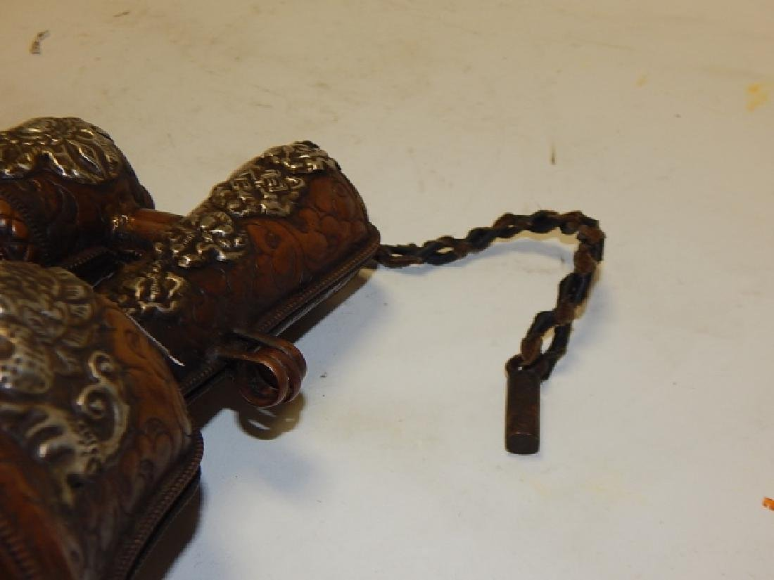 SCEPTER AND BELL WITH CARRYING CASE - 7