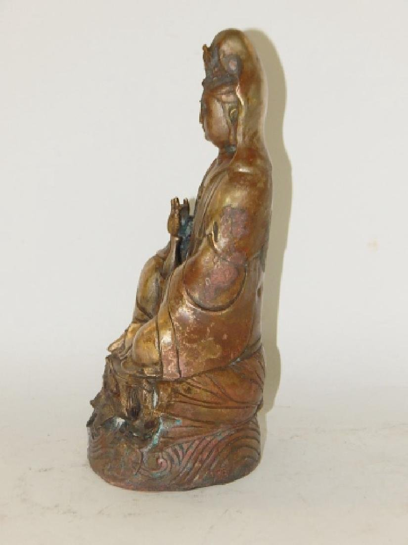 THAI BRONZE FIGURE - 4
