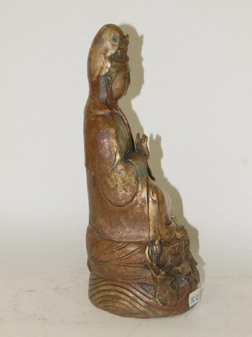 THAI BRONZE FIGURE - 5