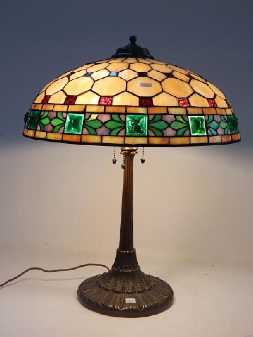 WILKINSON LEADED LAMP