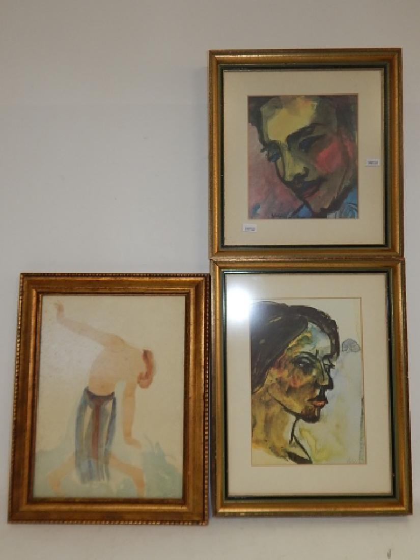 COLLECTION OF PORTRAITS