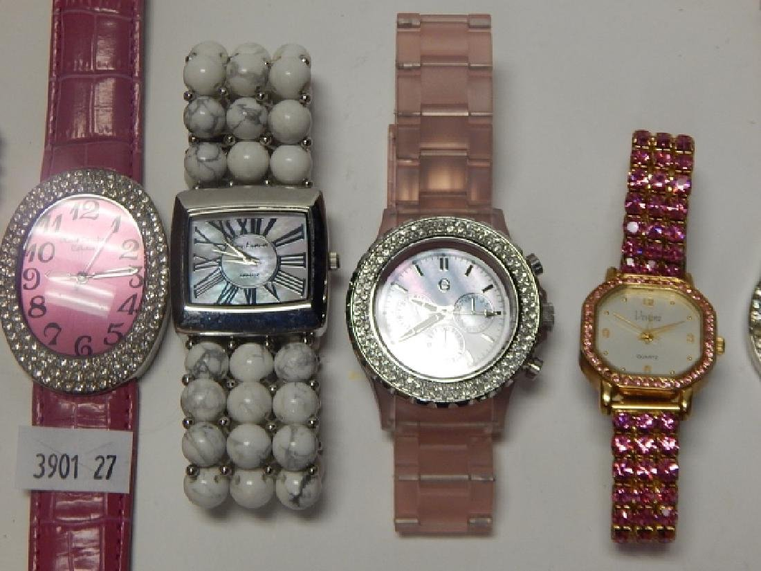 LOT OF EIGHT WATCHES - 2