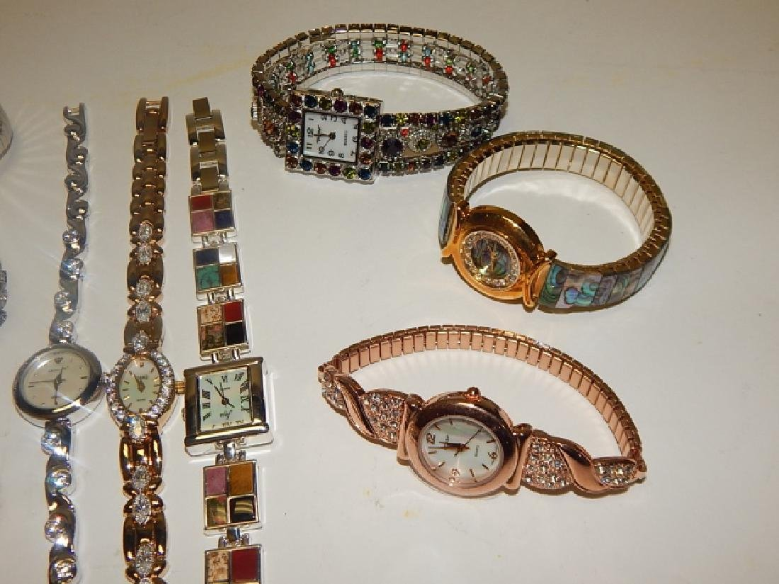 LOT OF NINE WATCHES - 2