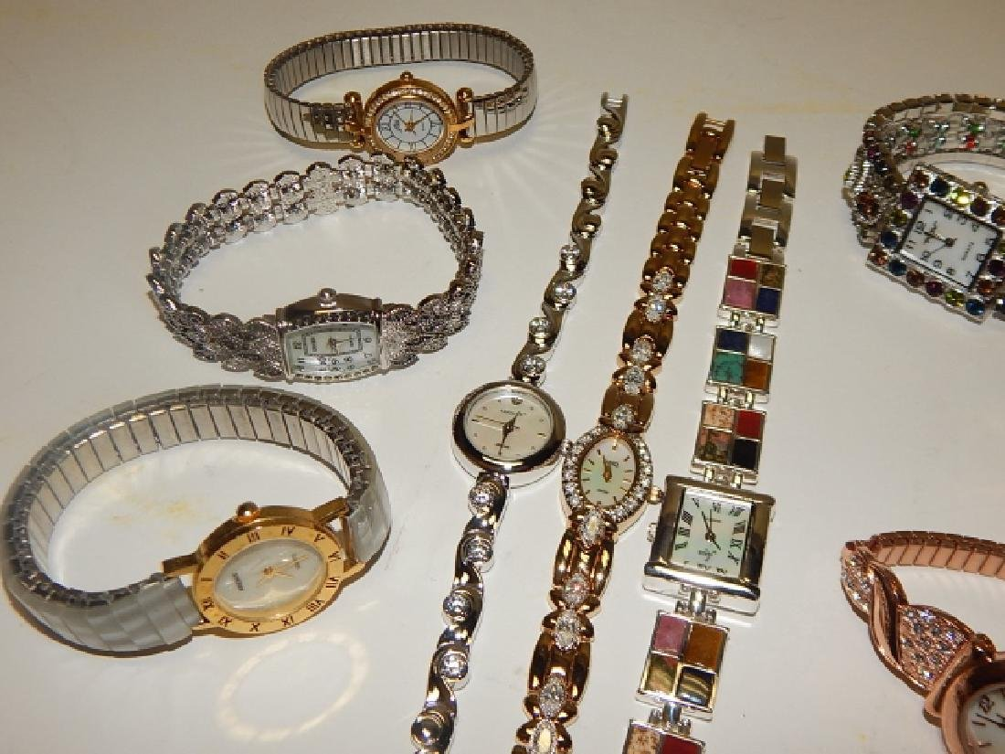 LOT OF NINE WATCHES - 3
