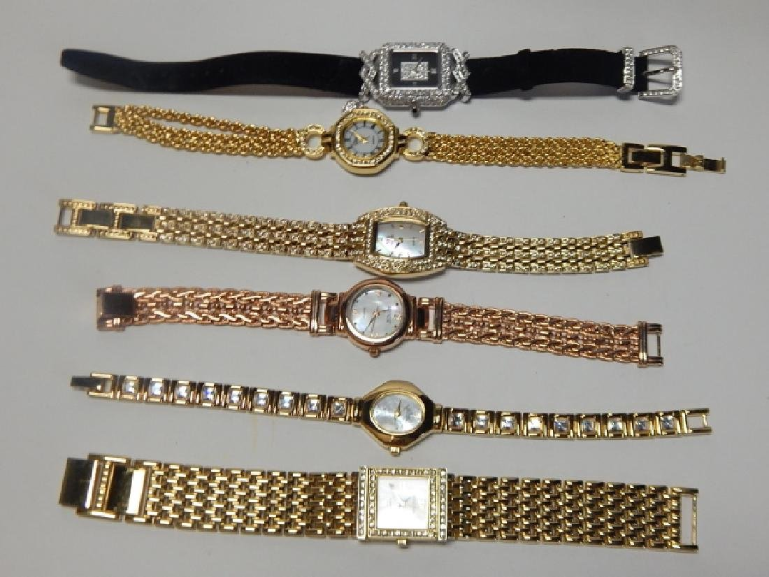 LOT OF SIX WATCHES
