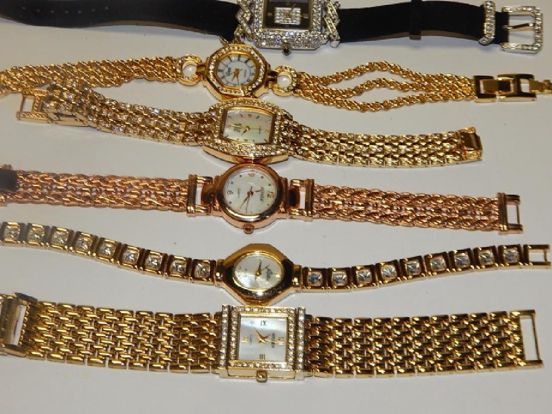 LOT OF SIX WATCHES - 2