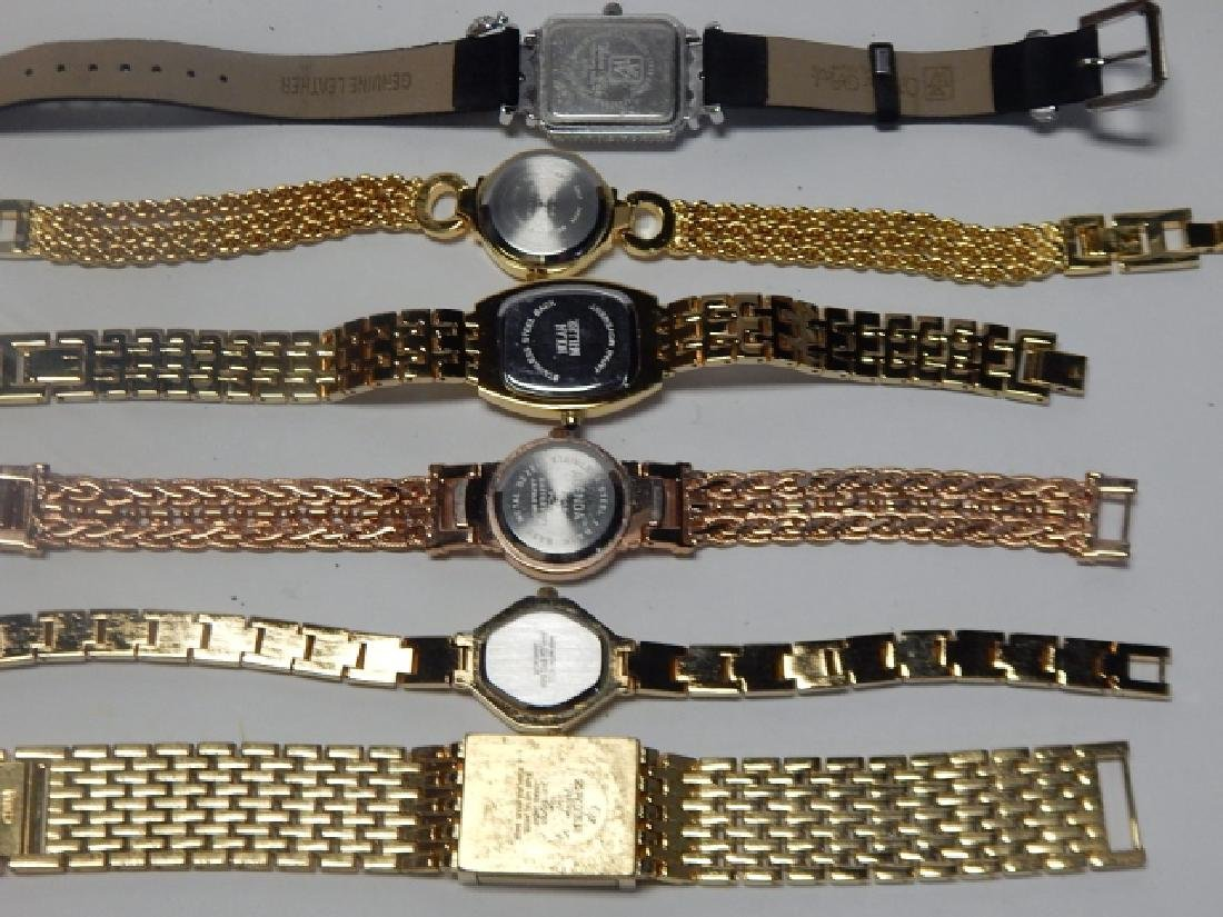 LOT OF SIX WATCHES - 3